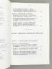 Modélisation et maîtrise des systèmes techniques, économies et sociaux - Actes du congrès de l'AFCET, 21-24 Novembre 1977 : Tome 1. Congrès de ...