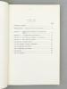 Exploration des structures d'organisation , Tome 1 : La logique de choix des structures. CASTAGNOS, Jean-Claude