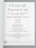 [ Lot des catalogues de deux ventes thématiques sur les peintres du XIXe, organisées en 2005 par la Maison Osenat à Fontainebleau ] L'Esprit du XIXe ...