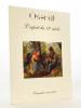 [ Lot des catalogues de deux ventes thématiques sur les peintres du XIXe, organisées en 2007 par la Maison Osenat à Fontainebleau ] L'Esprit du XIXe ...