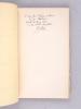Un Voyage parlementaire en Tunisie. Mai 1935 [ Edition originale - Livre dédicacé par l'auteur ]. SALLES, Antoine