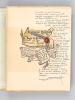 Chinon. Visions du Passé. Vingt-cinq bois originaux de Ferdinand Dubreuil [ Edition originale - Livre dédicacé par l'auteur ]. DUBREUIL, Ferdinand ; ...