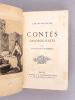 Contes Grassouillets [ Livre dédicacé par l'auteur ] . SILVESTRE, Armand