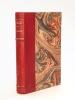 Jean Mornas [ Livre dédicacé par l'auteur ] . CLARETIE, Jules