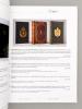 L'Empire à Fontainebleau ( Catalogue de ventes aux enchères - Auction sales catalogue ) Osenat, Fontainebleau, Dimanche 22 mars 2009. OSENAT Paris ...