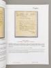 Joséphine de Beauharnais, splendeurs et misères d'un destin impérial ( L'Empire à Fontainebleau - Catalogue de ventes aux enchères - Auction sales ...