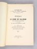 Essai sur la Faune du Callovien du Département des Deux-Sèvres et, plus spécialement, de celle des environs de Niort (Texte et Atlas - Complet) [ ...