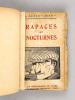 Rapaces Nocturnes [ Livre dédicacé par l'auteur ]. ALBERT-JEAN