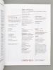 [ Catalogue de ventes aux enchères ] Arts d'Orient, incluant l'exceptionnelle collection de bijoux du Maroc, de Monsieur Thuau, Mardi 18 décembre 2007 ...