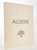 Algérie. Service d'Information et de Documentation du cabinet du Gouverneur Général de l'Algérie