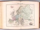Nouvel Atlas Illustré. Géographie Universelle comprenant la Géographie, l'Histoire, l'Administration, la Statistique etc. scientifique, industriel, ...