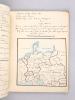 Manuscrit : Cours de Géographie (Année 1885). CHABOT, Auguste