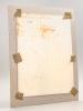 Automne à Galhuis 1950. Aquarelle originale signée. MEKUSA, Angela