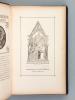 L'écrin de la Sainte Vierge (4 Tomes - Complet) Souvenirs et Monuments de sa vie mortelle au XIXe siècle. DURAND, Abbé A.