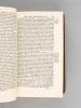 Sainte Bible en Latin et en François, avec des notes littérales, critiques et historiques, des préfaces et des dissertations . Tome Cinquième : ...