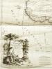 L'Afrique divisée en ses Principaux Etats. Dressée d'après les Cartes de Mr. Bonne Hydrographe de la Marine [ Carte ancienne ]. BONNE, Rigobert