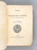 Histoire du Collège de Guyenne, d'après un grand nombre de documents inédits [ Edition originale ]. GAULLIEUR, Ernest