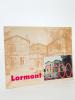 Lormont 2000 [ Agenda vierge, avec des indications sur l'histoire et la géographie de Lormont (Gironde) ]. Mairie de Lormont