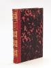 Relation d'un Voyage de Paris à Bruxelles et à Coblentz en 1791 suivie de Poésies diverses [ Edition originale ]. Anonyme ; [ LOUIS XVIII ; LEMIERRE ]