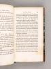 Les Cent Contes Drolatiques, colligez ès Abbaïes de Touraine, et mis en lumière par le sieur de Balzac, pour l'esbattement des Pantagruelistes et non ...
