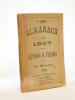 Almanach Agricole et viticole pour 1907 ( 9e année ). JOUON, Alfred