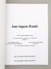 Jean-Auguste Brutails (Coll. Pages d'archéologie et d'histoire girondines n° 10 ). Textes réunis par Philippe Araguas, à la suite des journées d'étude ...
