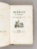 Le Médecin de Campagne (2 Tomes  Complet) [ Edition originale ]. BALZAC, Honoré de