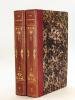 L'Ingénieux Hidalgo Don Quichotte de la Manche (2 tomes - Complet). . CERVANTES SAAVEDRA, Miguel de ; (VIARDOT, Louis)