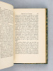 Etude sur les Vins Exotiques. Production - Exportation [ Edition originale ] XIIe Exposition Générale de Bordeaux 1882 Universelle pour les Vins. ...