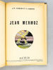 Jean Mermoz [ Edition originale ]. CHARLIER, J. M. ; HUBINON, V.