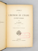 Aperçu de l'histoire de l'Eglise Chrétienne. Traduit librement de l'Allemand. SOHM, R. [ SOHM, Rudolph (1841-1917) ]