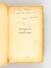 Sociologie du Communisme [ Edition originale - Livre dédicacé par l'auteur ]. MONNEROT, Jules