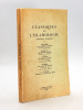 Classiques de l'Islamologie publiés par G.-H. Bousquet. Abou'l-Fèda : Vie du Prophète Mahomet. Traduction N. Desvergers ; En-Nawa Wi Les Quarante ...