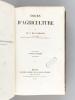 Cours d'Agriculture (6 Tomes - Complet). GASPARIN, Comte Adrien de