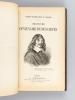 [ Recueil d'articles relatifs à la Famille de Descartes ] Notice sur la famille Descartes, par M. l'abbé Lalanne [ Avec : ] Origines tourangelles de ...