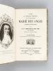 Vie et opuscules spirituels de la bienheureuse Marie des Anges Carmélite déchaussée. SERNIN-MARIE DE SAINT-ANDRE, R. P.