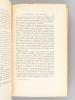 Etudes de topographie parisienne. Tome III (Livre dédicacé par l'auteur à Camille Jullian). DUMOLIN, Maurice