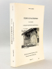 Ternuay d'Autrefois 16e - 18e siècles. Un village des Vosges Saônoises avant la révolution... [Avec 2 L.A.S. de l'auteur ]. CARITEY, Pierre
