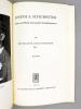 Joseph A. Schumpeter. Leben und Werk eines großen Sozialökonomen. . SCHNEIDER, Eric