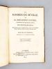 Le Barbier de Séville , ou la précaution inutile, comédie en quatre actes ; représentée, pour la première fois, à Paris, par les comédiens ordinaires ...