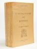 [ Lot de 3 livres sur Jean-Baptiste Bossuet ] L'Humanisme de Bossuet ( 2 tomes, complet) ; Platon et Aristote, notes de lecture transcrites et ...