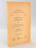 Histoire des Vaccinations dans les Armées Françaises. Thèse pour le Doctorat d'Etat en Médecine présentée et soutenue publiquement le 12 Octobre 1979. ...