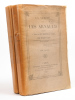 La vérité sur les Arnauld , complétée à l'aide de leur correspondance inédite (2 tomes, complet). VARIN, Pierre