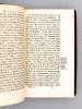 Histoire du peuple Hébreu, tirée de l'écriture sainte, depuis la Création du Monde jusqu'à la ruine entière de la Sinagogue sous Tite & Vespasien ( 2 ...
