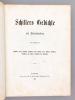 Schillers Gedichte  - mit Holzschnitten nach Zeichnungen von Böcklen, Keil, Kirchner, Mackart, Carl Piloty, Ferd. Piloty, Ramberg, Rothbart, J. ...