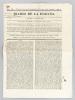 Diario de La Habana. Num. 192, Domingo 11 de Julio de 1830 [ Declarando de abolida la ley salica ]. Diario de la Habana ; PEREZ FARIA, D. Pedro