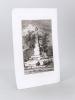 Croix de Carrefour à Grayan, Médoc [ Eau-forte originale extraite de la Revue Catholique de Bordeaux]. DROUYN, Léo