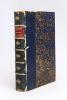 L'Avenir de la Science. Pensées de 1848 [ Livre dédicacé par l'auteur - Edition originale ]. RENAN, Ernest
