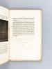 Etude expérimentale sur les Actes Mécaniques du Vomissement [ Edition originale - Livre dédicacé par l'auteur ]. ARNOZAN, Charles-Louis-Xavier