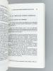 L'articulation de la Foi, de la Théologie et des Ecritures.. ANSALDI, Jean